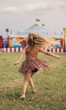 Little Girl With Big Circus Dreams.