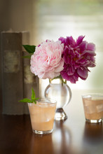 Peonies And Juice