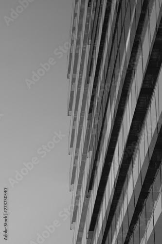 Türaufkleber Darknightsky Fenster Flächen Architektur