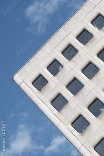 Türaufkleber Darknightsky Bau Architektur