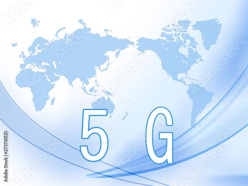 Fotografía  5G 次世代 情報通信 第五世代 高速通信 テクノロジー