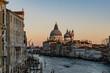 Grand Canal + Basilica Della Salute