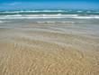 Crystalline or paradisiac water sea at summer
