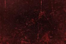 Red Dark Background