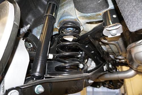 Fotografie, Tablou Sharp technical photograph