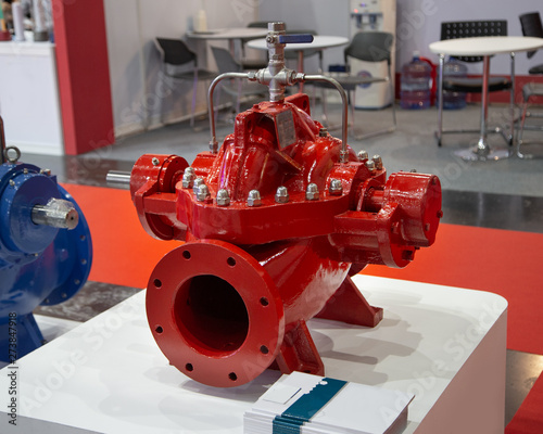 Industry high pressure fire water centrifugal pump - Buy