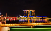 Cityscape Singapore Modern And...