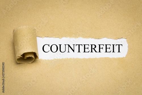 Valokuva Counterfeit