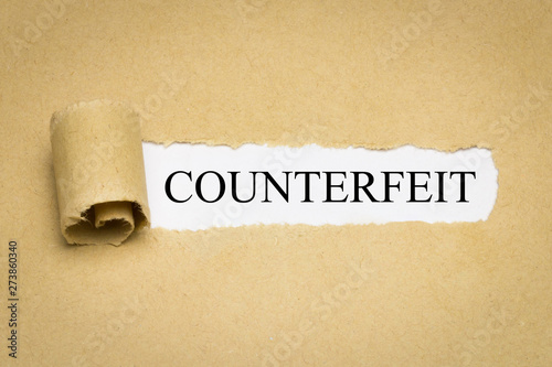 Fotografija  Counterfeit