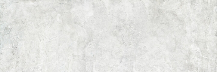 horizontal white cement and concrete texture for pattern and background