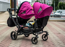 Stroller For Twins Child Double