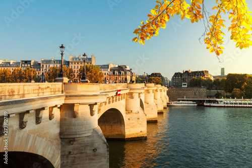 Obraz Pont Neuf, Paris, France - fototapety do salonu