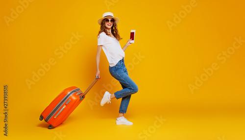 concept of travel Fotobehang