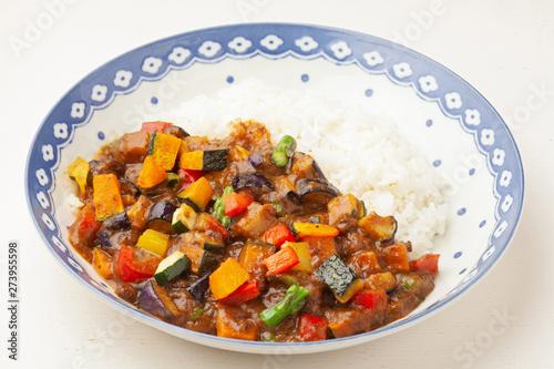 Photo 夏野菜のカレー