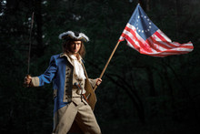 Soldier Patriot Rebel During W...