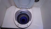 Toilet Of A Moving Bus, Just B...