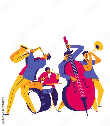 Photographie Jazz quartet