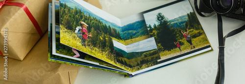My Family Travel Photobooks Fototapet