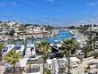 canvas print picture - Hafen Cala d'Or Mallorca Spanien