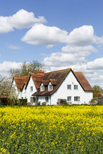 Cottages In Rural England