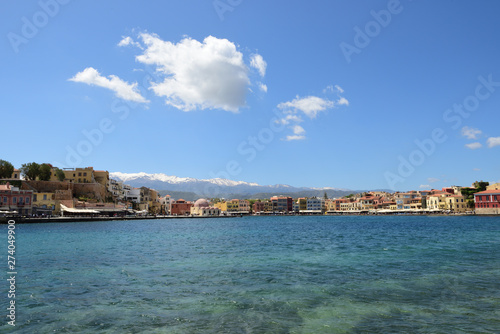 Photo Stands Algeria Alter Venezianischer Hafen in Chania