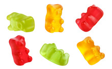 Collection Of Colorful Jelly G...