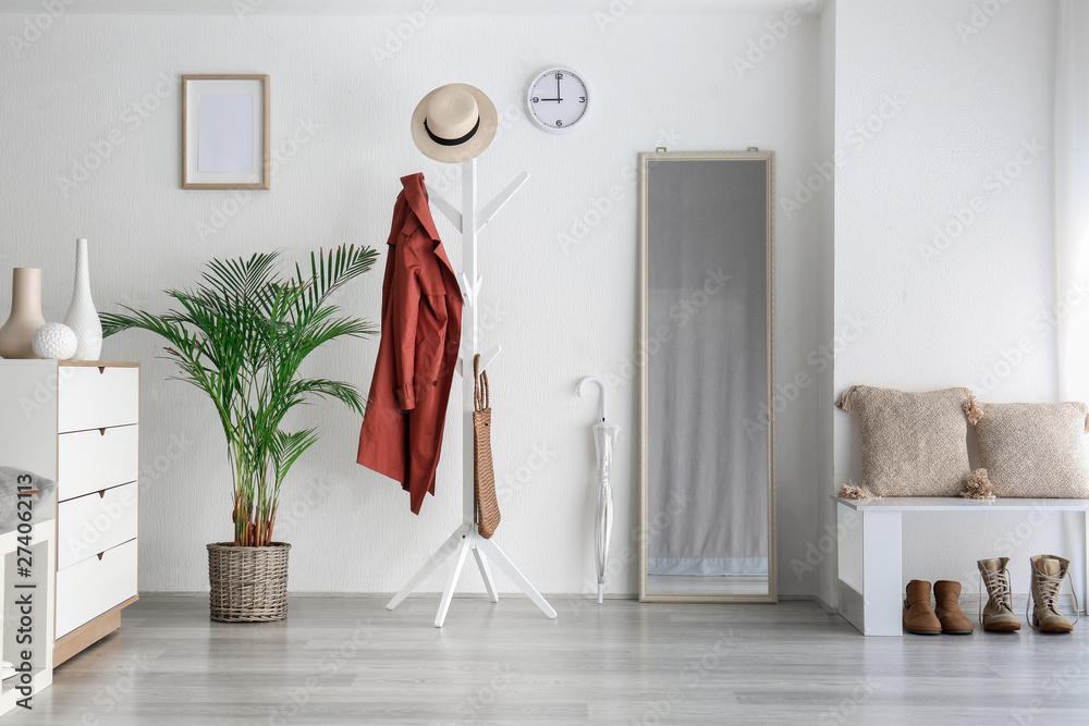 Fototapety, obrazy: Stylish interior of modern hall