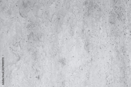 Fototapeta gray concrete background texture clean stucco fine grain cement wall clear and smooth white polished grunge interior indoor. obraz na płótnie