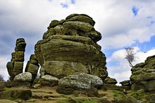 Brimham Rocks, Summerbridge, N...