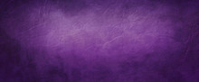Dark Purple Background With Old Wrinkled Grunge Texture And Elegant Abstract Black Border Design