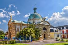 Catholic Church Saint-Vincent-...