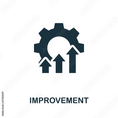 Fotografía  Improvement icon symbol