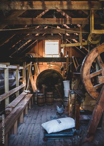 Photo  Historic Grist Mill