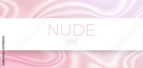 Fotografía  Soft pale pink gradient design