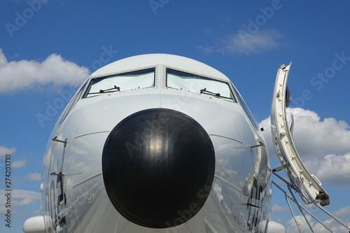 Photo  avion de transport militaire