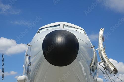 Photo  avion de transport de troupes