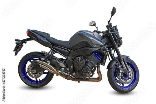 Moto roadster Canvas