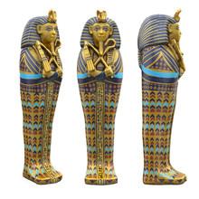 Egyptian Pharaoh Mummy Coffin ...