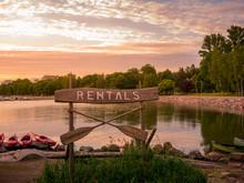 Image Of Kayak Rental Place Ne...