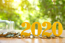 Word 2020 Put On Coins And Gla...