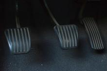 Three Manual Car Pedals: Clutc...