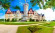 Palacio Real de la magdalena. Punto de referencia turístico de Cantabria y Santander