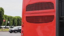 Red Bus Travel Tourism City