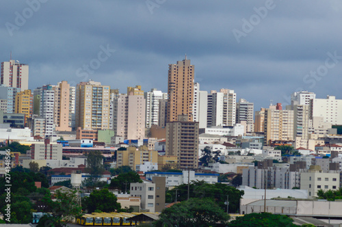 Fototapety, obrazy: view of hong kong city londrina