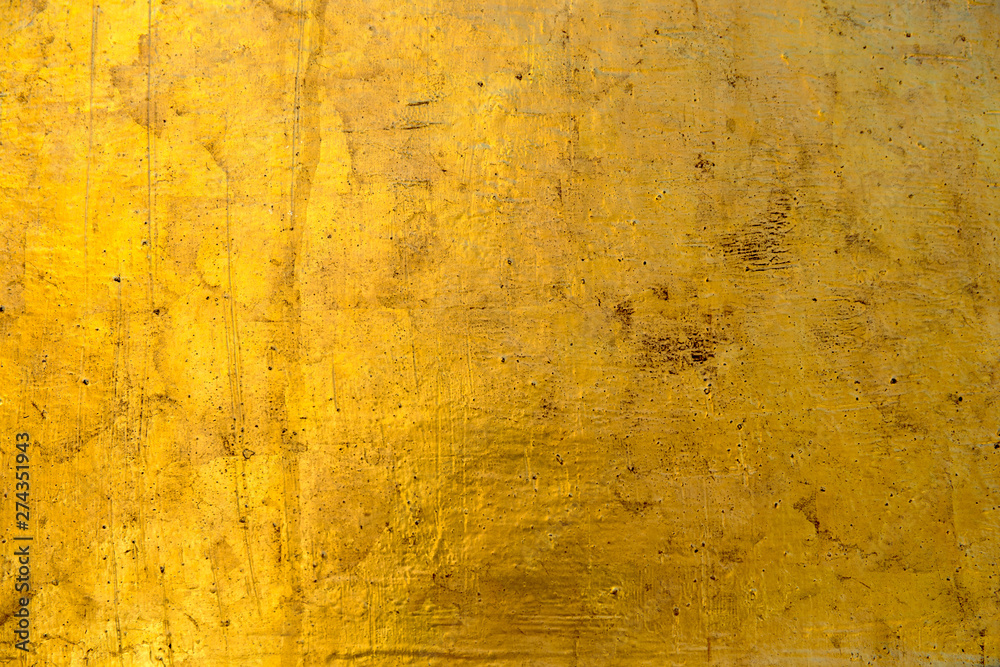 Fototapety, obrazy: Gold texture wallpaper