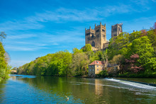 Durham Cathedral And River Wea...