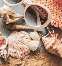 Beach Accessories Glasses Hat ...