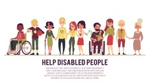 Help And Support Of Disabled P...