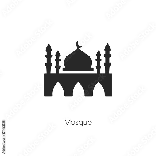 Fotografia Mosque icon