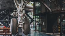 Aircraft Wheel And Brake Maintenance